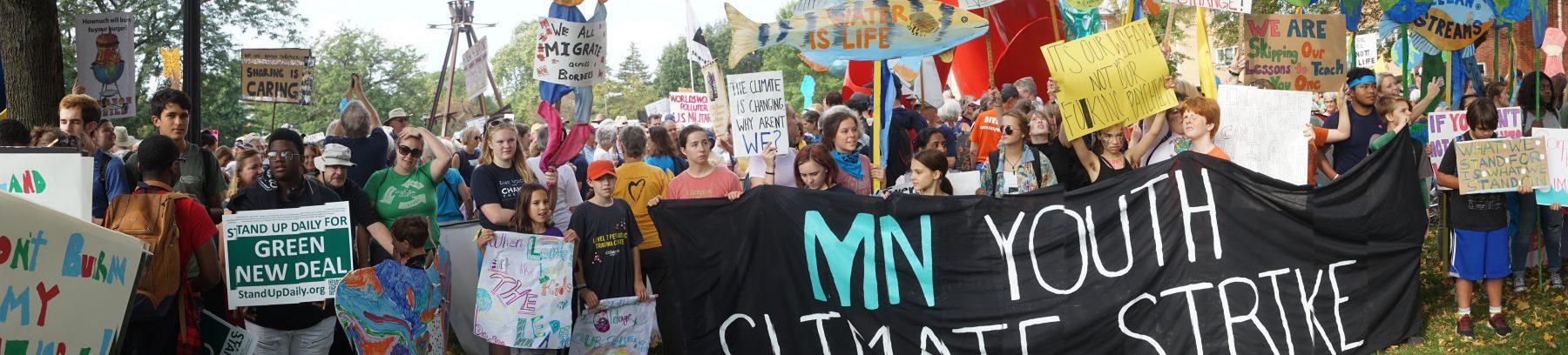 Climate March prep