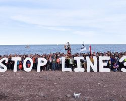 Speak up: no Line 3 water permits