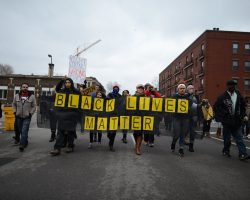 Black Lives Matter: There is no climate justice without racial justice