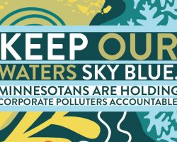MN350 applauds Minnesota lawsuit holding Big Oil accountable for history of lying about climate damage