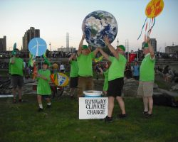 10 years of climate justice