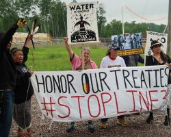 The Native American fight against broken pipelines and broken promises